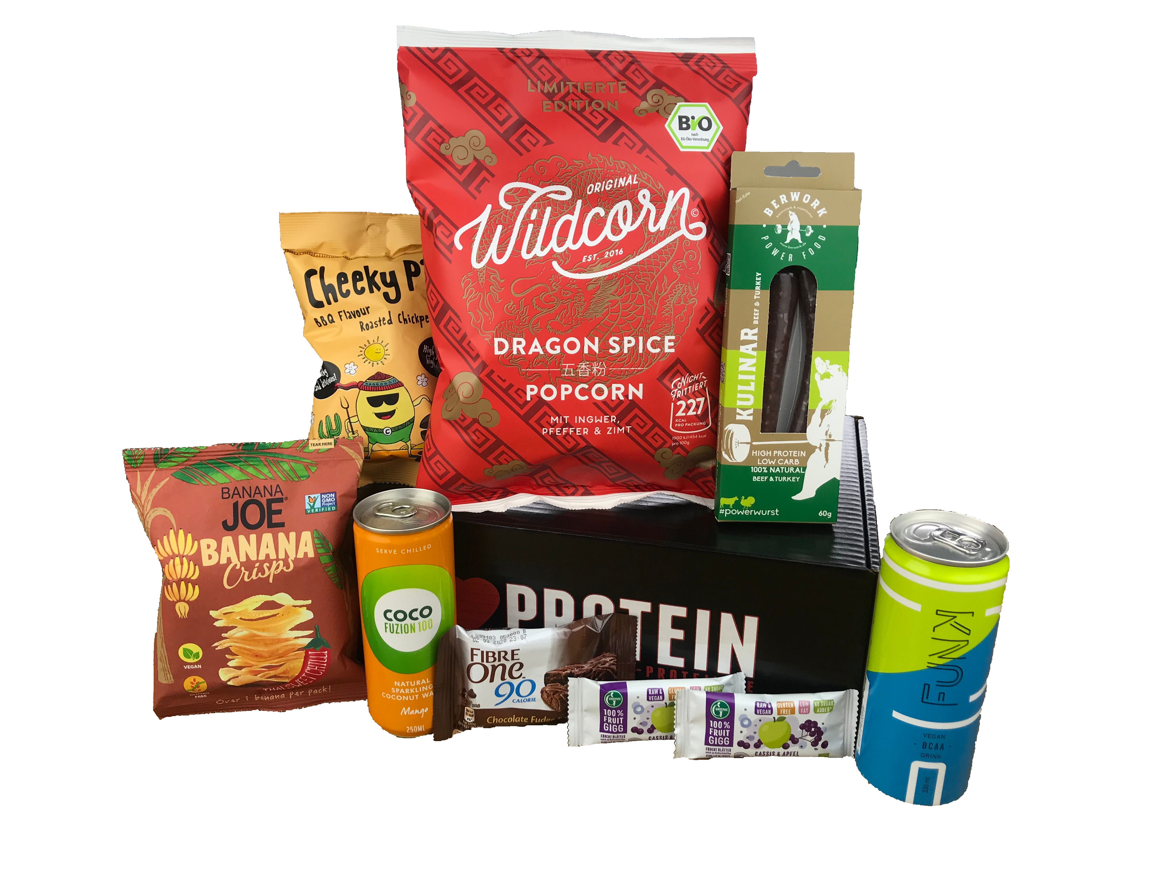 I-Love-Protein September Box