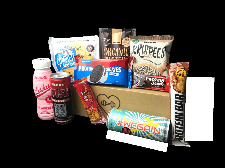 I-Love-Protein November Box