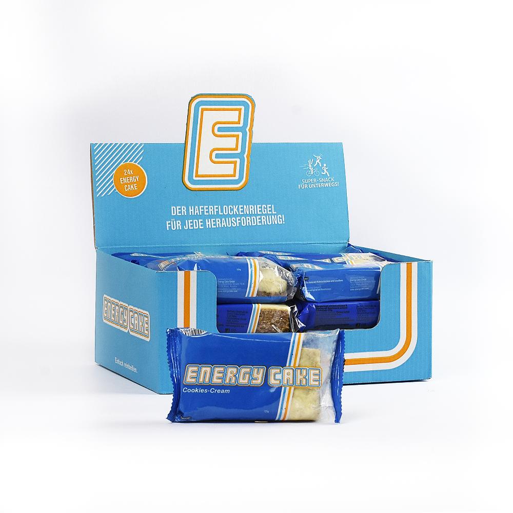 ENERGY CAKE – 24 Riegel