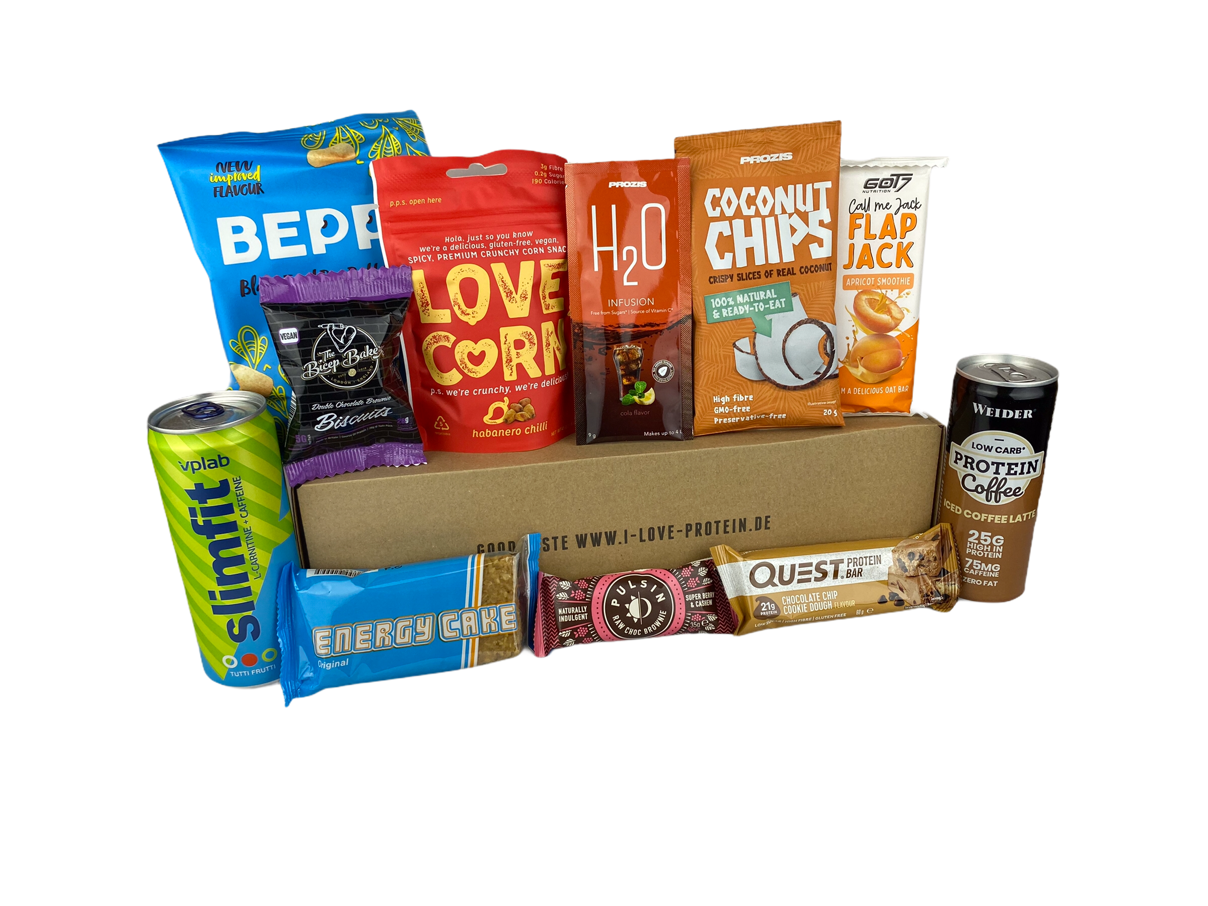 I-Love-Protein Oktober Box