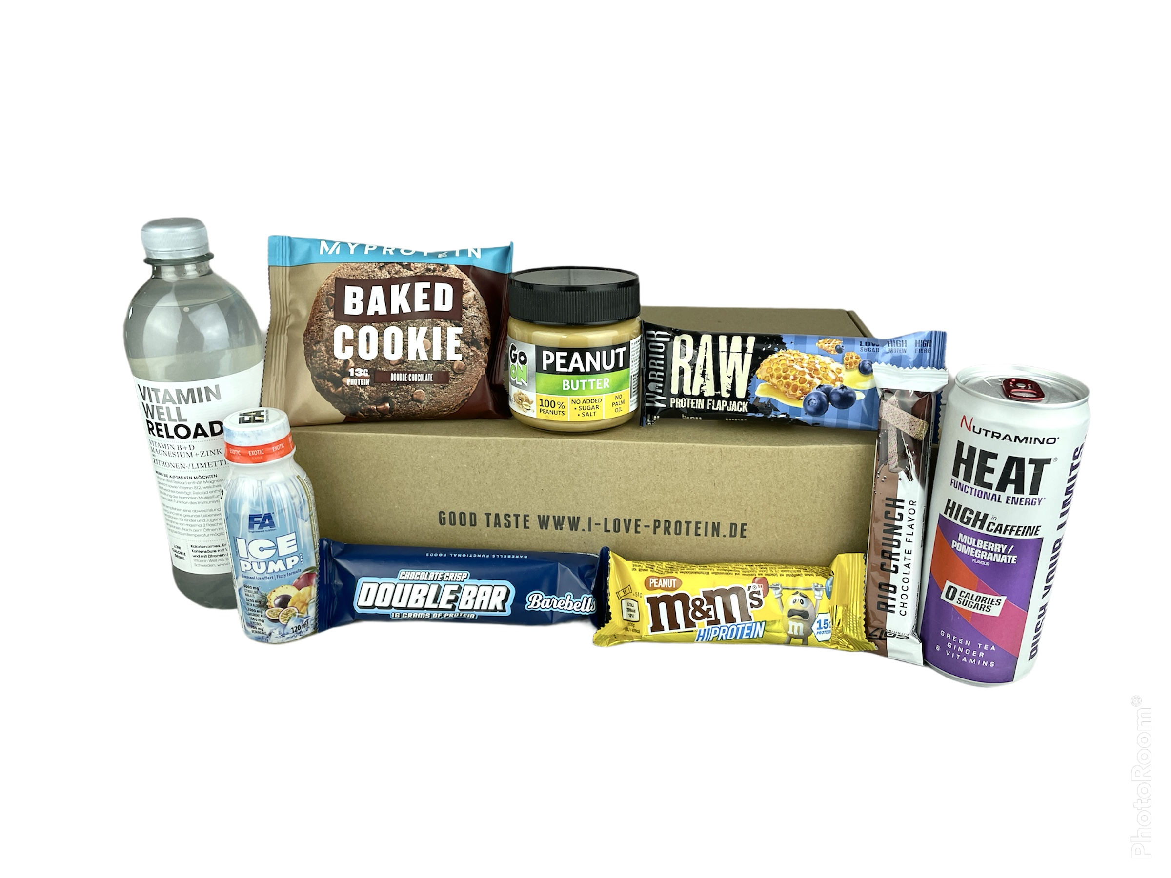 I-Love-Protein Juni Box