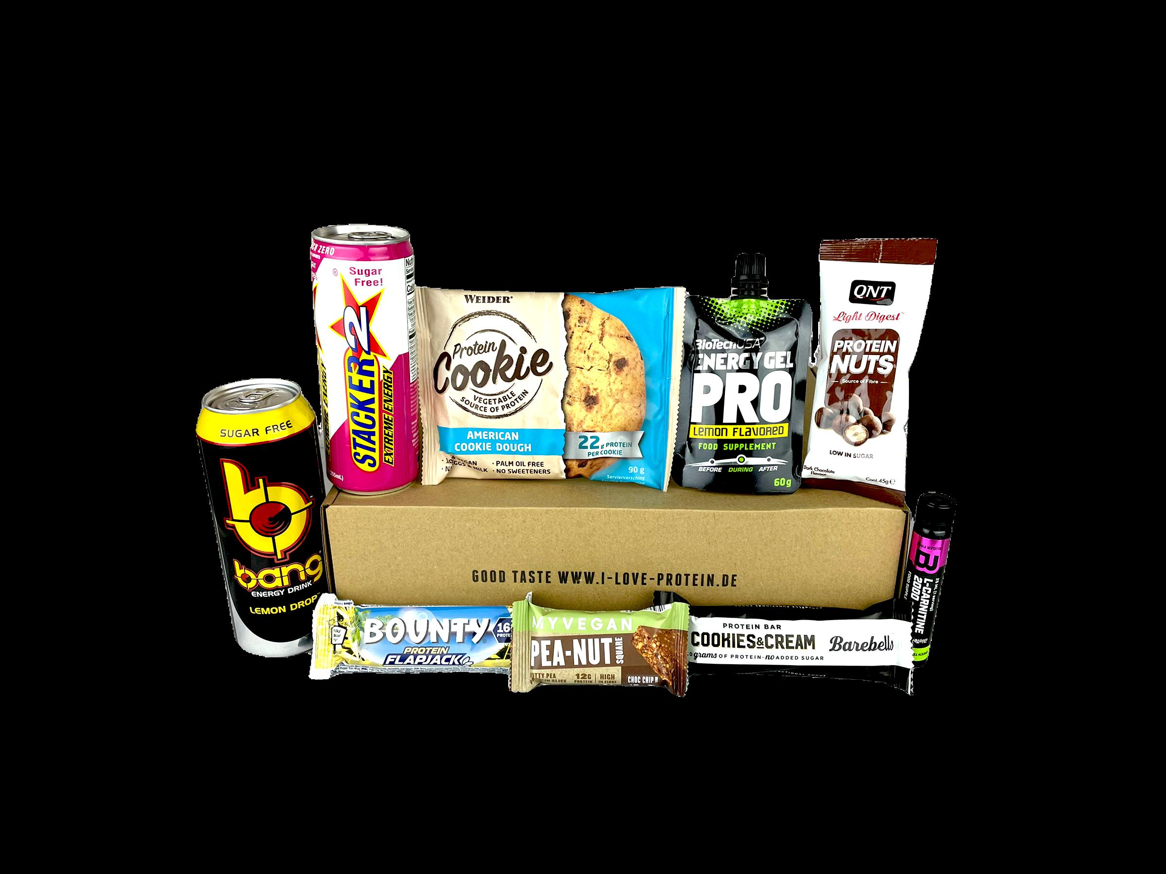 I-Love-Protein Juli Box