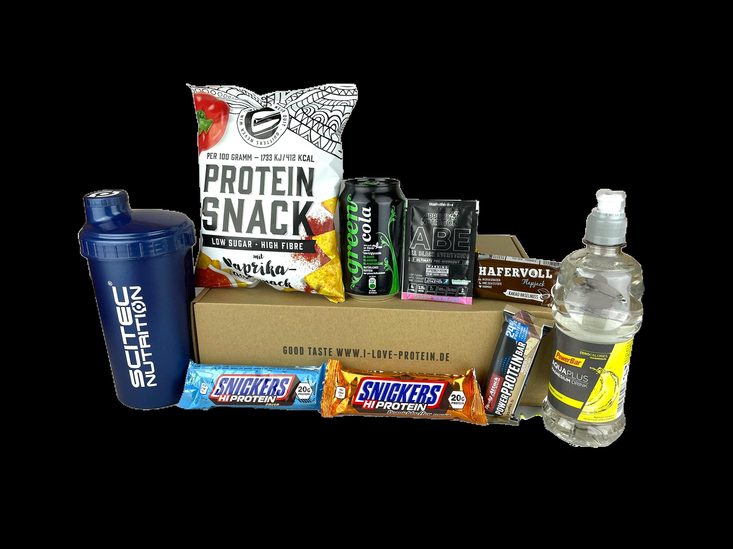 I-Love-Protein September Box