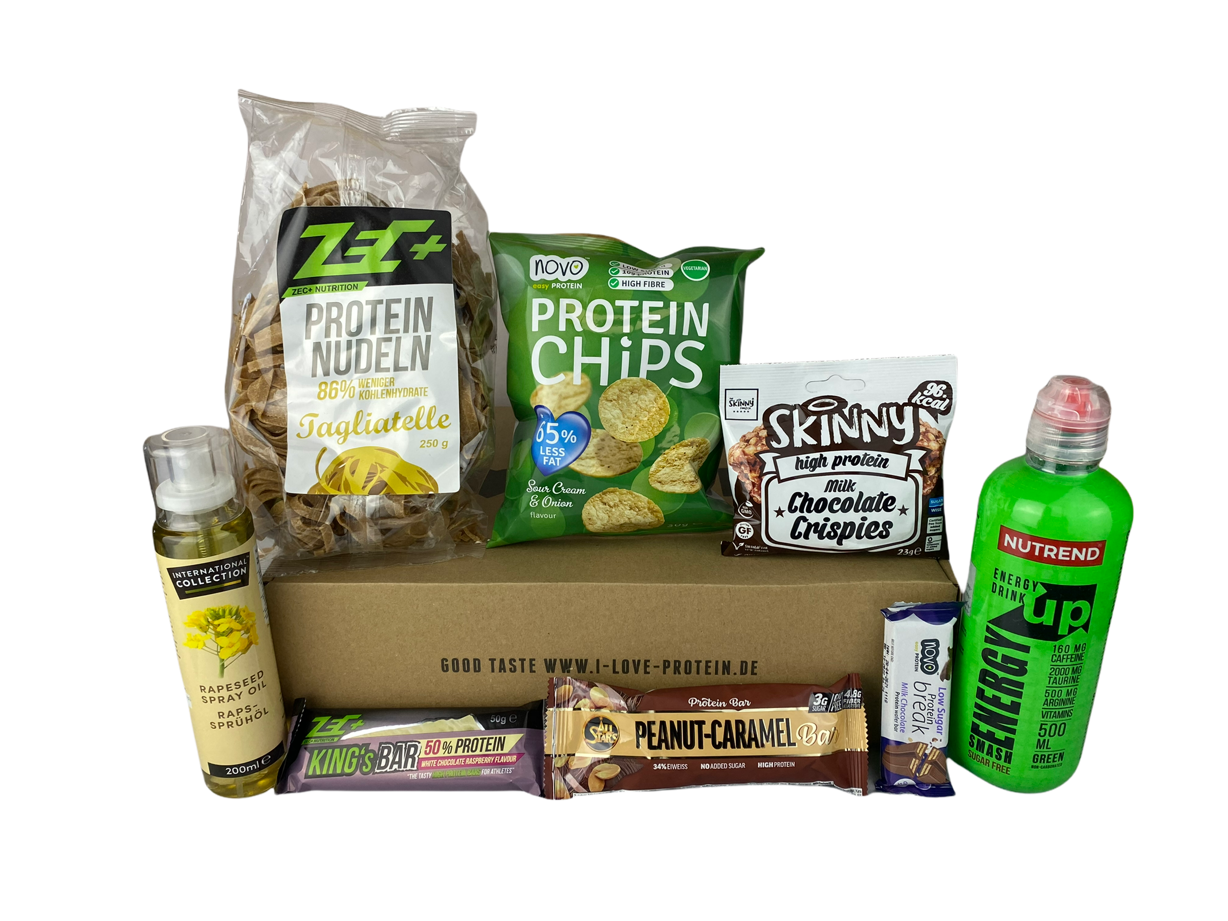 I-Love-Protein August Box